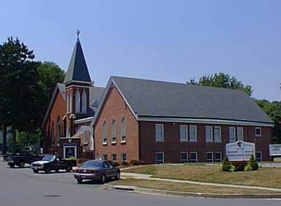 united methodist church of savage